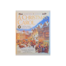 A CHRISTMAS CAROL by CHARLES DICKENS , ILUSTRATED by ANDREW WHEATCROFT , 1997