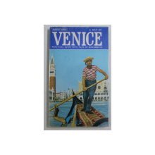 A DAY IN VENICE , PRACTICAL GUIDE WITH PLAN OF MONUMENTS , 1973