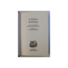 A DICKENS ANTHOLOGY - selected and arranged by SIDNEY MACER - WRIGHT