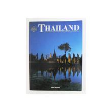 A GOLDEN SOUVENIR OF THAILAND , by JOHN HOSKIN , photography by PHOTOBANK , 1988