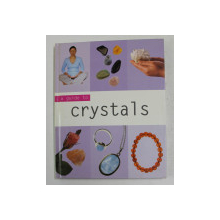 A GUIDE TO CRYSTALS by JENNIE HARDING , 2002