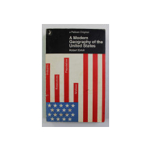 A MODERN GEOGRAPHY OF THE UNITED STATES by ROBERT ESTALL , 1972