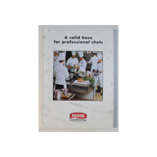 A SOLID BASE FOR PROFESSIONAL CHEFS , 1996
