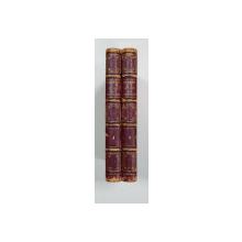A TALE OF TWO CITIES by CHARLES DICKIENS, 2 VOL. - LEIPZIG, 1859