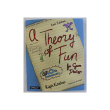 A THEORY OF FUN FOR GAME DESIGN by RAPH KOSTER , 2014