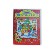 A TREASURY OF CHRISTMAS TALES , 1997
