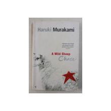 A WILD SHEEP CHASE by HARUKY MURAKAMI , 2003