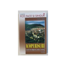ACOPERISURI - LUCRARI DE DULGHERIE , IZOLARE , INVELIRE de FLORIN TETOIU , 2010