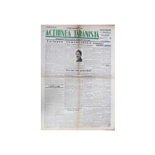 'ACTIUNEA TARANISTA', ANUL II, Nr. 18, 20 August 1929