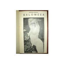 ADRIAN MANIU SALOMEEA . BUCURESTI 1915