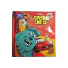 ADVENTURE STORIES , 2007