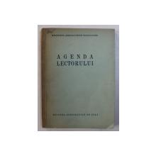 AGENDA LECTORULUI , 1957