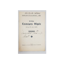 AL 5-lea Concurs Hipic - Sibiu, 1926