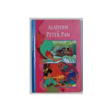 ALADDIN / PETER PAN , illustrated by VAN GOOL