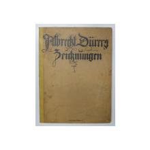 ALBRECHT DURER  - ZEICHNUNGEN  - MIT EINER EINLEITUNG von WILLIBALD FRANKE , EDITIE INTERBELICA
