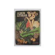 ALBUM LITERAR GASTRONOMIC , 1983