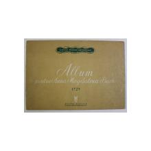 ALBUM PENTRU ANNA MAGDALENA BACH ( 1725 ) , 18 PIESE ALESE SI REVAZUTE PENTRI UZUL INCEPATORILOR de THEODOR BALAN , 1965