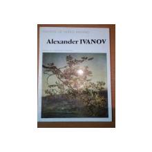 ALEXANDER IVANOV- ALBUM DE REPRODUCERI
