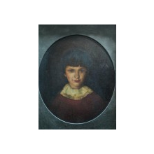 Alexandru Mazilu, Portret de copil