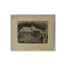 ALEXANDRU POITEVIN SCHELETTI ( 1879 - 1959 ) LA HAN