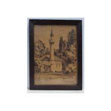 Alexandru Poitevin-Scheletti (1879 - 1959 ) - Moschee