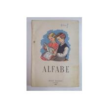 ALFABE: ALFABET TURCESC  1948