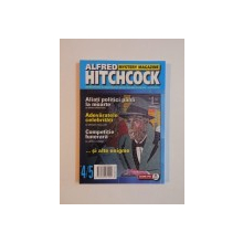 ALFRED HITCHCOCK MYSTERY MAGAZINE , NR. 4 / 5 , 2011