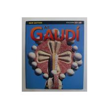 ALL GAUDI , ALBUM DE FOTOGRAFIE , 2013