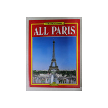 ALL PARIS - THE  GOLDEN BOOK , 1990