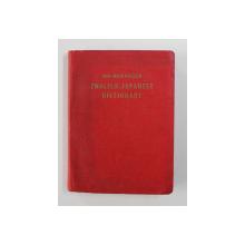 ALL - ROMANIZED ENGLISH - JAPANESE DICTIONARY by HYOJUN ROMAJI KAI . 1961  , EDITIE DE BUZUNAR