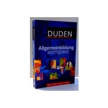 ALLGEMEINBILDUNG KOMPAKT de DUDEN , 2002