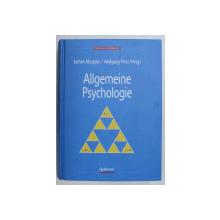 ALLGEMEINE PSYCHOLOGIE von JOCHEN MUSSELER und WOLFGANF PRINZ , 2002