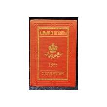 Almanach de Gotha, 1925