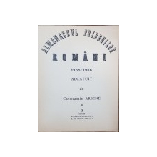 ALMANACHUL PRIBEGILOR ROMANI 1965-1966 ALCATUIT DE CONSTANTIN ARSENE - PARIS