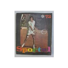 ALMANAHUL SPORTUL ' 72