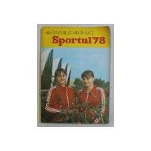 ALMANAHUL SPORTUL ' 78