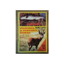 ALMANAHUL VINATORULUI SI PESCARULUI ROMAN 1993