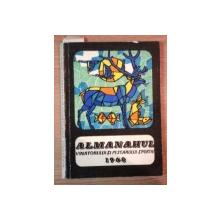 ALMANAHUL VANATORULUI SI PESCARULUI SPORTIV  1968