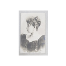 ALTETA SA REGALA PRINTESA STEPHANIE A BELGIEI , CARTE POSTALA ILUSTRATA , MONOCROMA, CIRCULATA , 1910