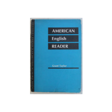 AMERICAN ENGLISH READER by GRANT TAYLOR , 1960