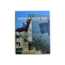 AMERICAN HOUSE NOW  - CONTEMPORAY ARCHITECTURAL DESIGN by SUSAN DOUBILET and DARALICE BOLES , 2001