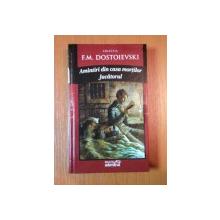 AMINTIRI DIN CASA MORTILOR, JUCATORUL   F.M. DOSTOIEVSKI