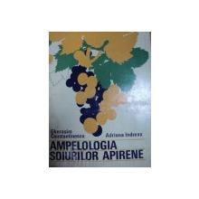 AMPELOLOGIA SOIURILOR APIRENE- GHERASIM CONSTANTINESCU SI ADRIANA INDREAS, BUC. 1976