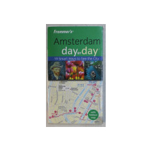 AMSTERDAM DAY BY DAY 2nd EDITION by GEORGE McDONALD , 2009