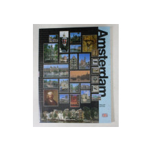 AMSTERDAM ,photography and compilation by HERMAN SCHOLTEN , ALBUM DE PREZENTARE , 2000