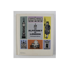 AN ALPHABET OF LONDON by CHRISTOPHER BROWN , 2012