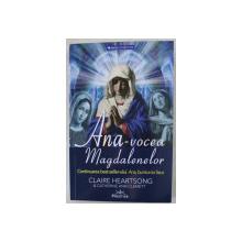 ANA , VOCEA MAGDALENELOR de CLAIRE HEARTSONG , CATHERINE ANN CLEMETT , 2020