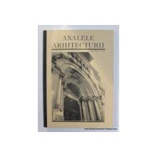ANALELE ARHITECTURII , ANUL 2 , NO. 2 , 1999