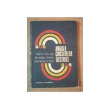 ANALIZA CIRCUITELOR ELECTRICE . METODE MATRICEALE , GRAFURI DE FLUENTA , PROBLEME de S. PUSCASU , D. TOPAN , GH. CALIN , 1983