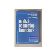 ANALIZA ECONOMICO - FINANCIARA de GHEORGHE VALCEANU ...NICOLAE GEORGESCU , 2004
